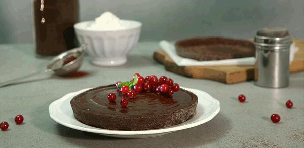 Receta de Crostata Moka