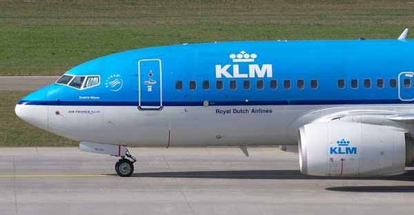 El café Lavazza nuevo combustible para aviones KLM