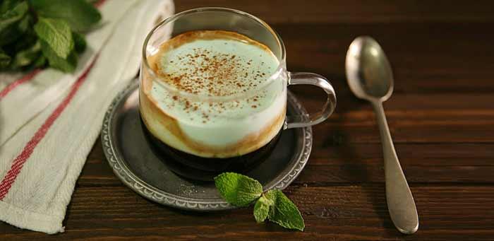 Recipe for a good coffee Padovano